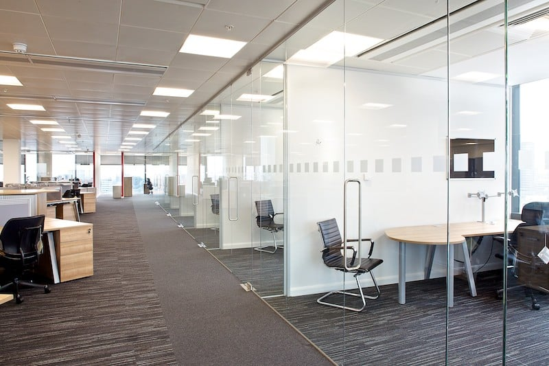 Open plan office design birmingham Homegram Welcomed Office Refurbishment Is Chance To Refresh The Abs Group Offices The Abs Group uk Ltd